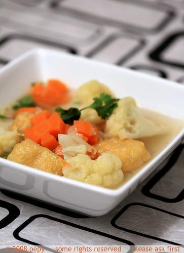 Sup Bunga Kol 2