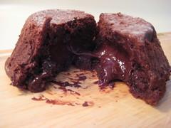 Gooey Chocolate Cakes (AKA Molten Lava Cakes)