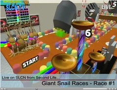 Giant Snail Races (by PiAir (Old Skool))