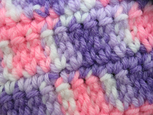 Crochet Stitches Tr : ... cozy with the linked TR stitches separated by single crochet stitches