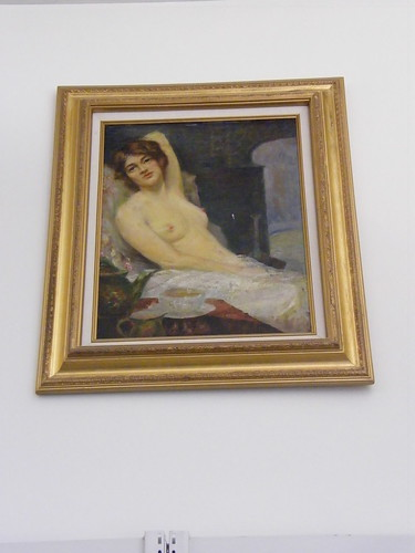 Title Unknown - Nude Woman