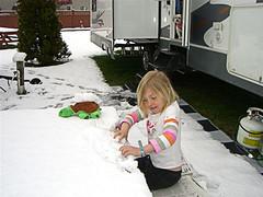 #110/366 Jaymi - Spring Camping??