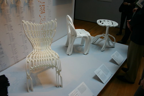 art museum modern design 3d chairs moma printing mind... (Photo: Ryan Somma on Flickr)