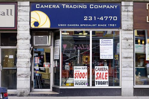 Camera Trading Company