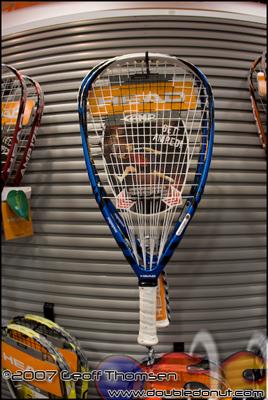 Racquetball Racquet: HEAD AMP 185