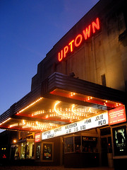 The Uptown Theater, on DC's Connecticut Ave (by: MV Jantzen, creative commons license)