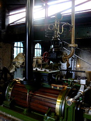 Steam Cylinder of Headly Mill Engine