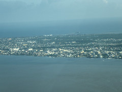 Belize City from the air (Arthur Chapman) Tags: belizecity belize geocode:accuracy=2000meters geocode:method=googleearth geo:country=belize