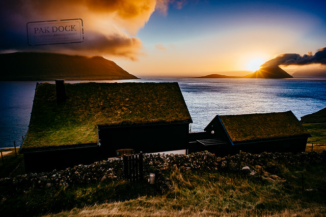 The best house in the Faroe Islands