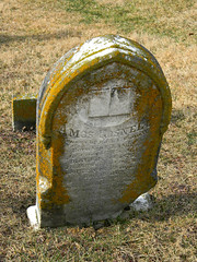 Amos Gosnell -St Mark's Churchyard (Photo Squirrel) Tags: grass historical moss outdoor maryland petersville stmarkscemetery stmarks gravemarker headstone gravestone graveyard cemetery grave amosgosnell