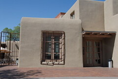 Georgia O'Keeffe Museum (The Real Santa Fe) Tags: santafe museum georgiaokeeffe