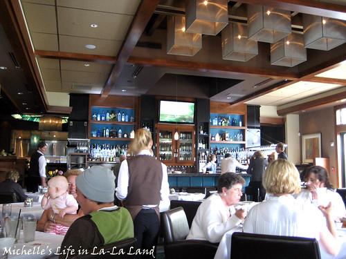 Bistro West- Dinning Area