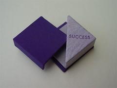 Petal Fold Miniature Book