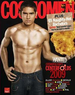 Gerald Anderson cosmo men magazine male model