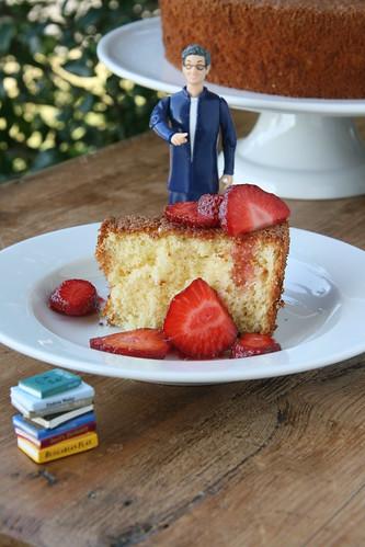 Hot Sponge Cake