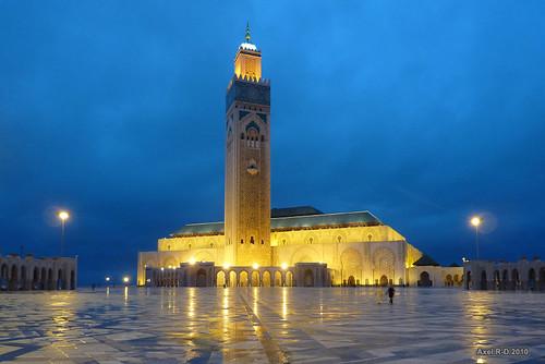 Trip to Casablanca