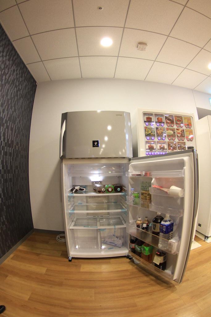 mixiの新オフィスにお邪魔しました