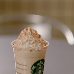 Sakura Chocolate Frappuccino with strawberry flavor topping 03 thumbnail