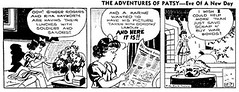 The Adventures of Patsy  George Storm (Michael Vance1) Tags: art oklahoma comics artist adventure comicbooks comicstrip cartoonist