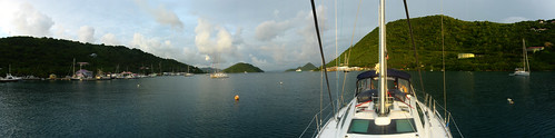 Sopers Hole, The British Virgin Islands