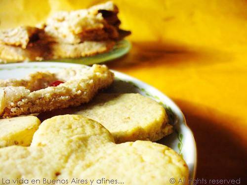 cozinha biscoitinhos em prato