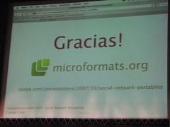 microformats.org. Gracias!