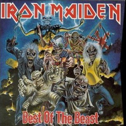 Iron Maiden - The Best Of The Beast (1996) 1555838097_8823d8b1ac_o
