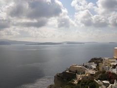 An Autumnal day at Oia (Klearchos Kapoutsis) Tags: autumn santorini greece sp550uz absolutelystunningscapes