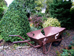 The poet's wheelbarrow