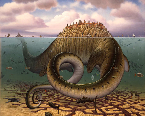 1579670345 03e3db1e7a Surreal Art of Jacek Yerka