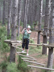 PA130154 (mikeNZ) Tags: flyingfox ropescourse treeadventures woodhillforest