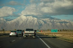 Driving home to the mountains (Corey Hankey) Tags: friends utah capitolreef redrock torrey slotcanyon capitolreefnationalpark cassidyarch