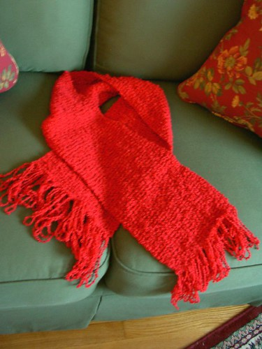 Scarf for Dee