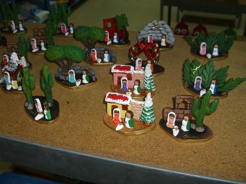 Aruban Nativity Scenes