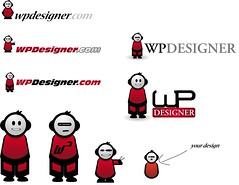 "WPdesigner Logo Drafts • <a style=""font-size:0.8em;"" href=""http://www.flickr.com/photos/10555280@N08/1901286907/"" target=""_blank"">View on Flickr</a>"