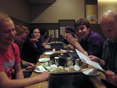 2007_09_24-29-digra-japan 510 (mimmi) Tags: tokyo okonomiyaki jesperjuul digra digra2007 akijärvinen jaakkostenros