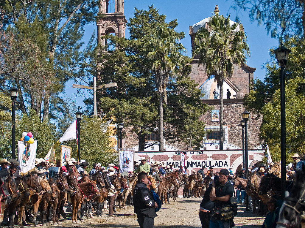 San Martín Blessing of the Horses