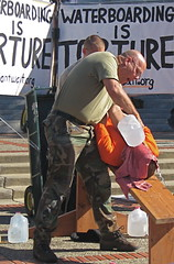 Waterboarding Demonstration