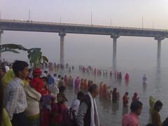 Another Chhath (dr_amar) Tags: sun india festival worship god bihar chhath amarendra dost1234amar