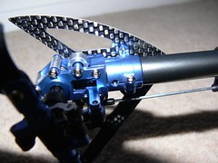 Tail Hub (Brainz UK) Tags: trex heli align 450se