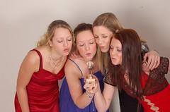 Oscar-kysset, stolte vinnere