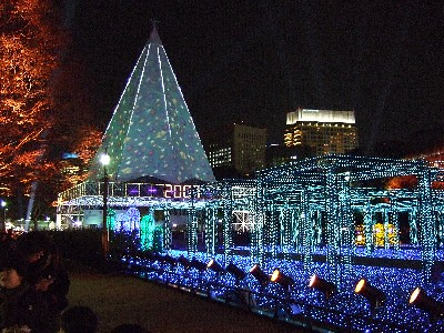 Tokyo Fantasia Christmas Illuminations 2007