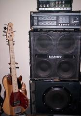 mal's bass rig