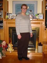 Outfit #2 (same pants)