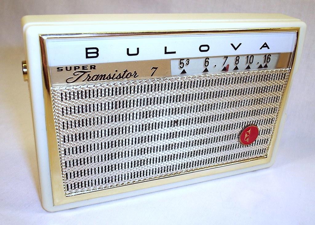 "Bulova NT-730 ""Super 7"""