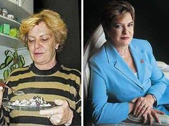 Dona Marisa antes e depois do Bolsa Família
