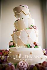 Unique Tipsy Topsy Fantasy Cake