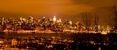 Manhattan from Cliffside Park (Ari Hahn) Tags: tilt mywinners abigfave