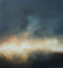 Untitled 7 oil (110 x 120 cm) (HarryArthur) Tags: cloudscapes