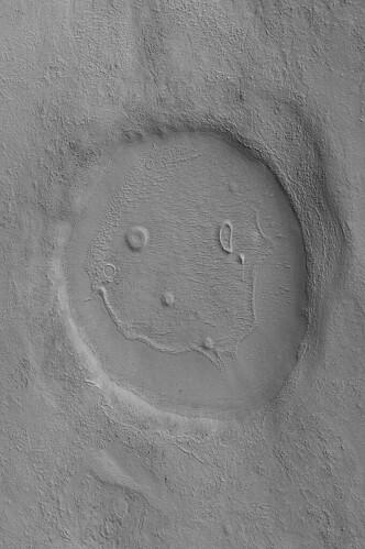 Buen rollito marciano